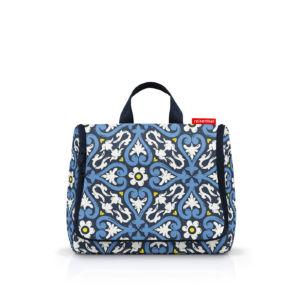 Závěsná kosmetická taška Reisenthel Toiletbag Floral