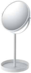Zrcadlo s miskou YAMAZAKI Tower 2819 Make Up | bílé