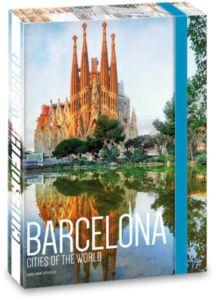 Box na sešity Barcelona 19 A4