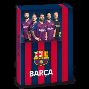 Box na sešity FC Barcelona 19 hráči A5