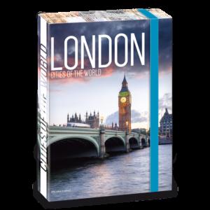 Box na sešity Londýn 19 A4