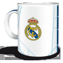 Hrnek Real Madrid bílý