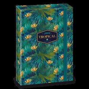 Box na sešity Tropical Florida A4