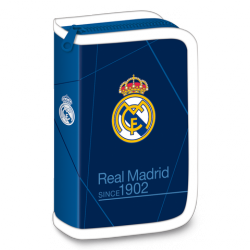 Penál Real Madrid plněný modrý