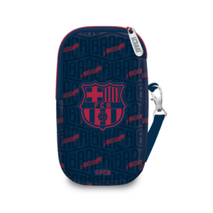 Pouzdro na mobil FC Barcelona dark blue