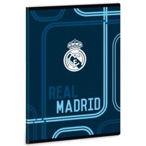 Sešit Real Madrid blue 17 A5 linkovaný