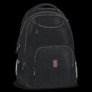 Studentský batoh Ars Una Autonomy AU6 černo-růžový