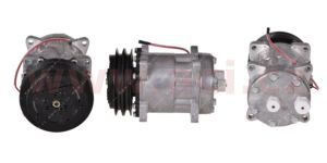 kompresor klimatizace univerzální SANDEN SD7H15 – 8023 řemenice 132 mm A2 12V horizontální o-kroužek