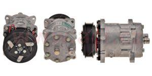 kompresor klimatizace univerzální SANDEN SD7H15 – 8025, 8228, 7864 řemenice 119 mm PV6 12V horizontální o-kroužek