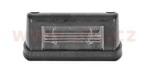 osvětlení SPZ 83x30x40 mm, bez žárovky [patice SV8,5]