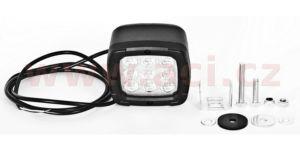 pracovní světlomet LED 1300 lm (100×100 mm) 9 LED 12-50 V, kabel 1,5 m
