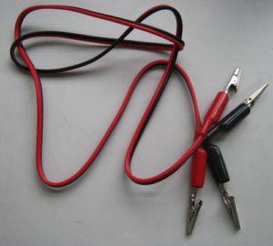 Propojovací kabel s krokosvorkami