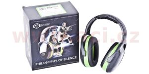 Sluchátka zelená ED 1H EAR DEFENDER, SNR 26 db
