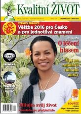 Časopis Kvalitní ŽIVOT 12. číslo PROSINEC – LEDEN 2016