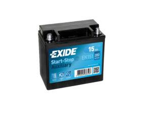 Autobaterie EXIDE START-STOP 12V 14Ah 80A EK143