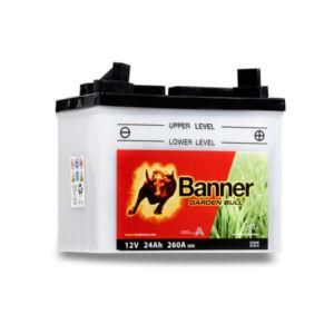 Baterie Banner Garden Bull 52426, U1R-9, 24Ah, 12V