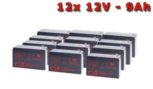 Baterie UPS Eaton PW5130 / EBM 72V – alternativa bez příslušenství