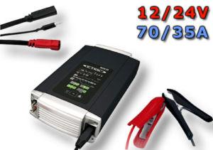 Nabíječka CTEK MXTS 70, 12V/70A, 24V/35A
