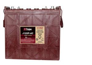 Trakční baterie Trojan J 185 P (6 / 5 GiS 151), 205Ah, 12V