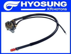 [1] Olejové čerpadlo (olejové čerpadlo) – Hyosung SF 50 (PRIMA)
