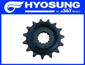 [30] Řetězové ozubené kolo 15T / rozeta (FIG19) – Hyosung GT 650i R K (GT 650 RC)