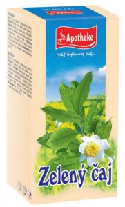 Apotheke   Zelený čaj 20×1,5g