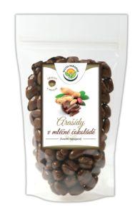 Arašídy v mléčné čokoládě Salvia Paradise