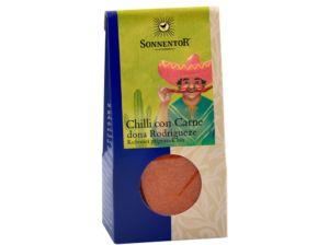 Bio Chilli con Carne dona Rodrigueze 40g Sonnentor