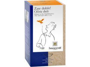 Bio Očista duše – bylinný porc.čaj dvoukomorový 27g Sonnentor
