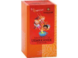 Bio Raráškův čaj – usmrkánek – bylinný čaj porc. 20g dárkový (20sáčků) Sonnentor