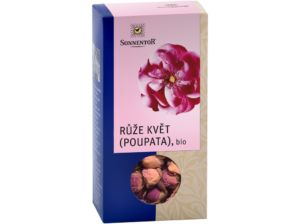 Bio Růže květ (poupata) syp. 30g Sonnentor