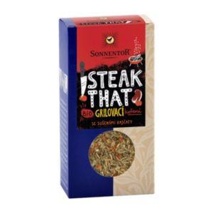 Bio Steak That – grilovací koření na steaky 50g Sonnentor
