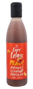 Broskvový balsamico dresink 250ml LADY LELA'S