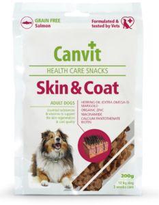 Canvit Snacks Skin & Coat 200g-11958