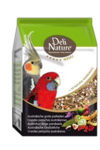 Deli Nature 5 Menu AUSTRALIAN PARAKEETS 2,5kg-Australský Papoušek-12975