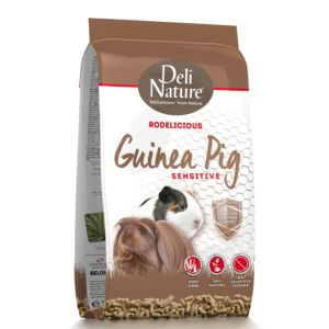 Deli Nature Rodelicious GUINEA-PIGS SENSITIVE 2kg – Morče-15669