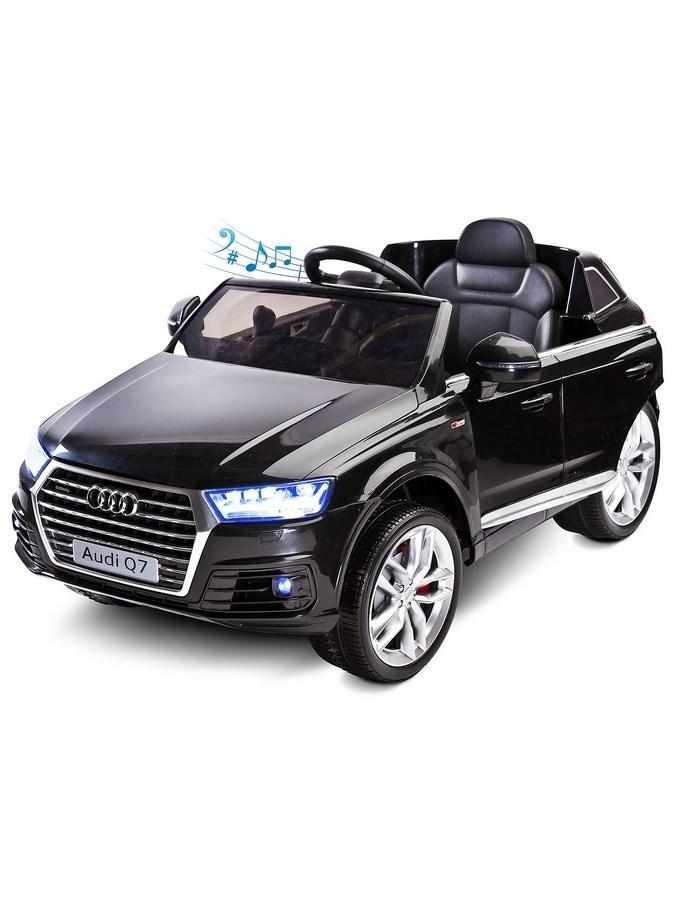 Elektrické autíčko Toyz AUDI Q7-2 motory black