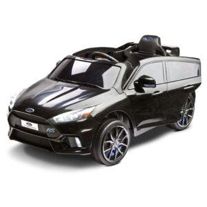 Elektrické autíčko Toyz FORD FOCUS RS – 2 motory black