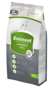 Eminent dog LAMB & RICE 3kg-6479