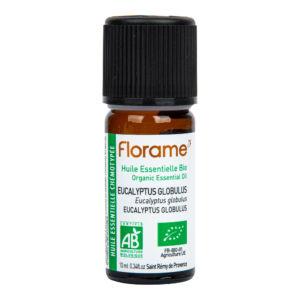 Éterický olej eukalyptus globulus 10 ml BIO FLORAME