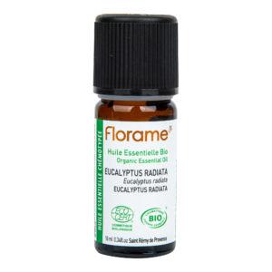 Éterický olej eukalyptus radiata 10 ml BIO FLORAME