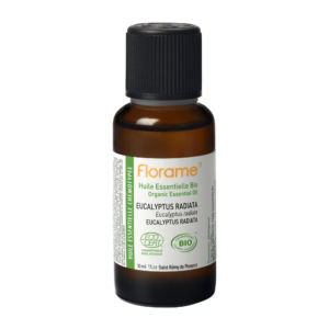 Éterický olej eukalyptus radiata 30 ml BIO FLORAME