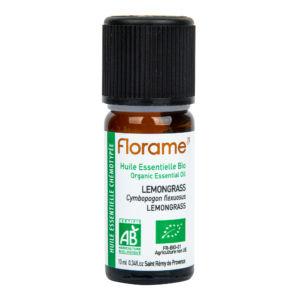Éterický olej lemongrass 10 ml BIO FLORAME