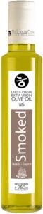 Extra panenský olivový olej uzený na olivovém dřevě 250ml DELICIOUS CRETE