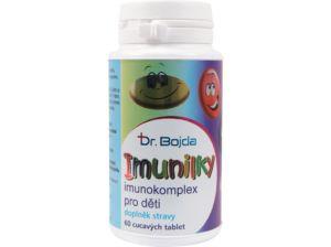 Imunilky-imunokomplex pro děti 60 cucavých tablet Jankar Profi