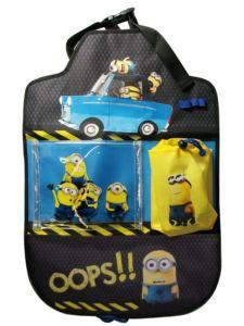 Kapsář do auta Disney Minions 40×60 cm