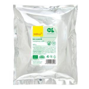Karob svatojánský chléb BIO 400 g Wolfberry