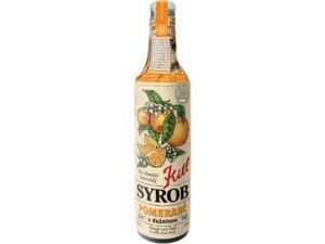 Kitl Syrob Pomeranč s dužinou 500ml