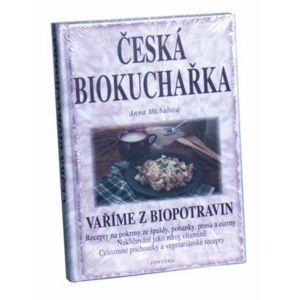 "Kniha – Česká biokuchařka"""