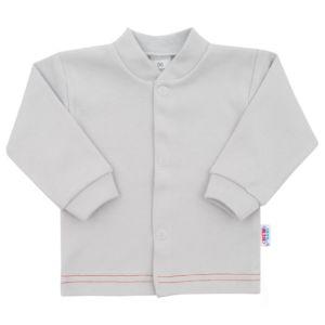 Kojenecký kabátek New Baby Mouse šedý